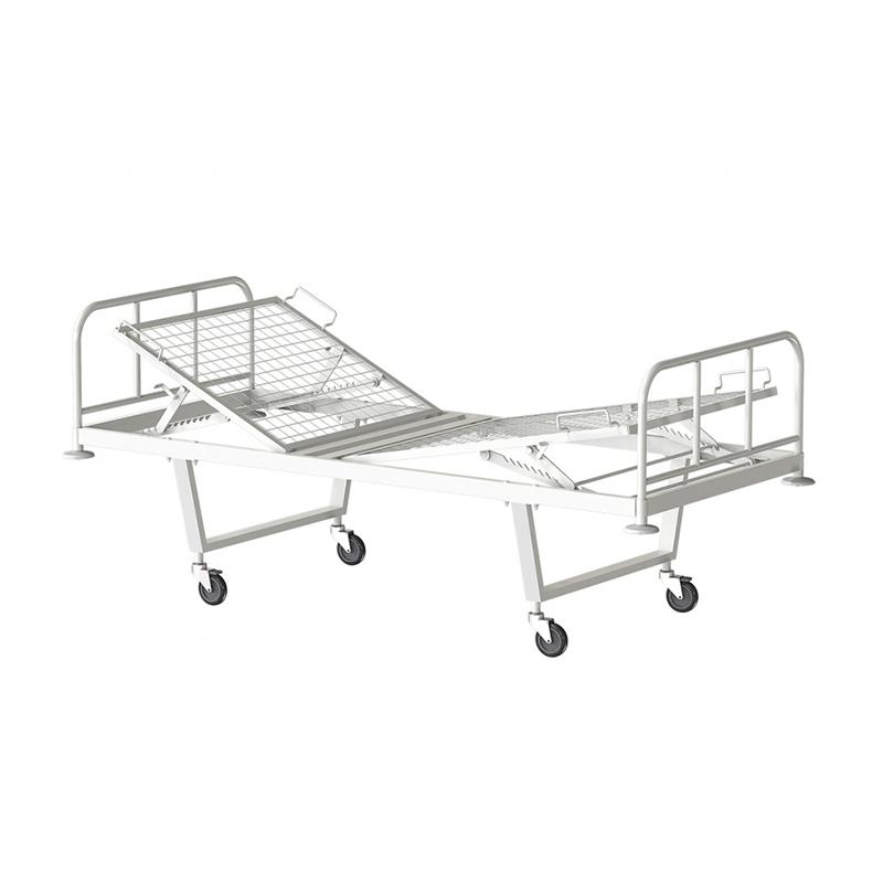 Кровать медицинская функциональная двухсекционная КФ2-01-МСК МСК-102