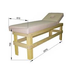 Кушетка массажная деревянная Э-104-МК