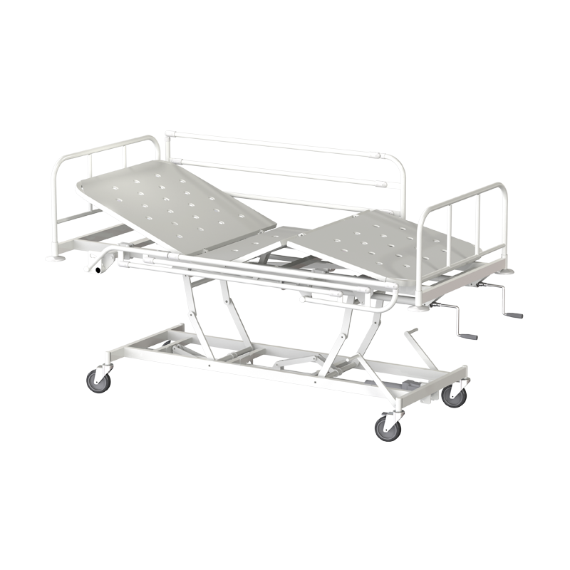 Кровать медицинская функциональная трёхсекционная КМФТ144-МСК МСК-144