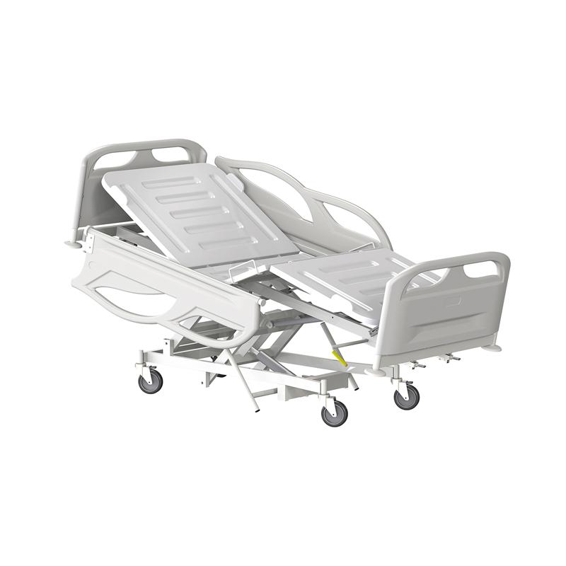 Кровать медицинская функциональная трёхсекционная КМФТ145-МСК МСК-3145 фото