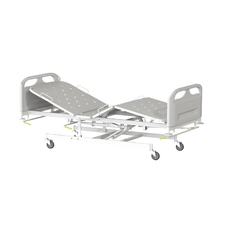 Кровать медицинская функциональная трёхсекционная КМФТ145-МСК МСК-4145 фото