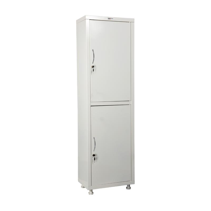 Шкаф металлический медицинский МД1 1650/SS фото