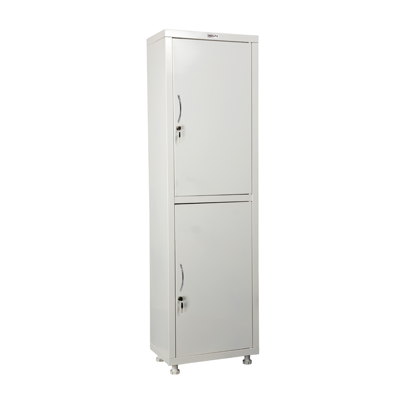 Шкаф металлический медицинский HILFE МД1 1650/SS