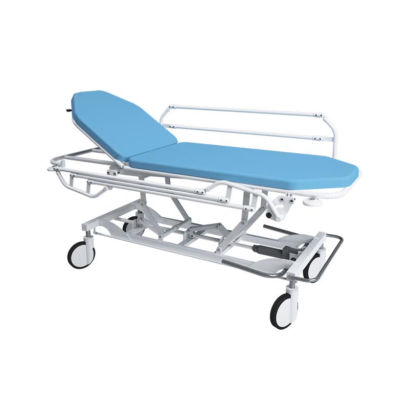 Тележка внутрикорпусная для перевозки больных ТПБв-01-МСК МСК-441