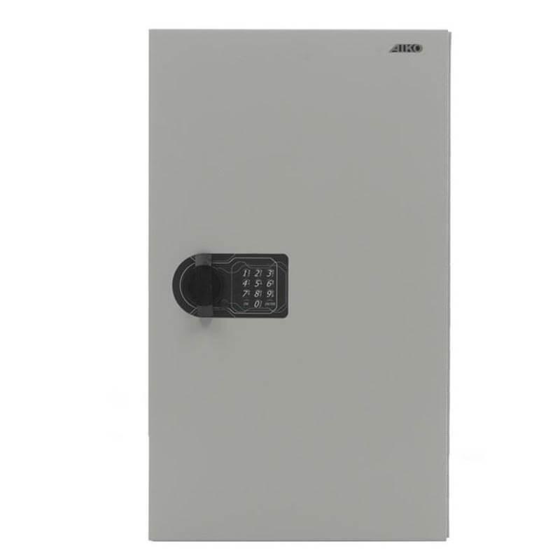 Шкаф для ключей металлический KEY-195 EL         фото