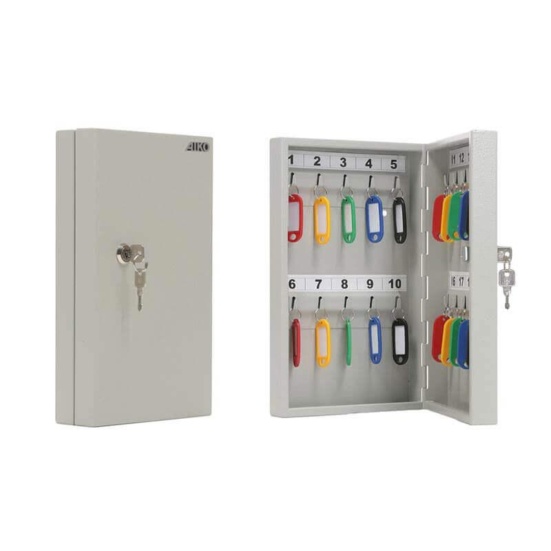 Шкаф для ключей металлический KEY-20 фото