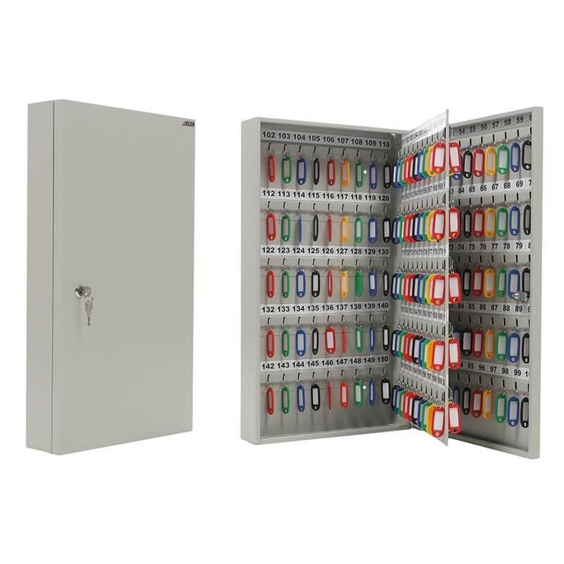 Шкаф для ключей металлический KEY-200 фото