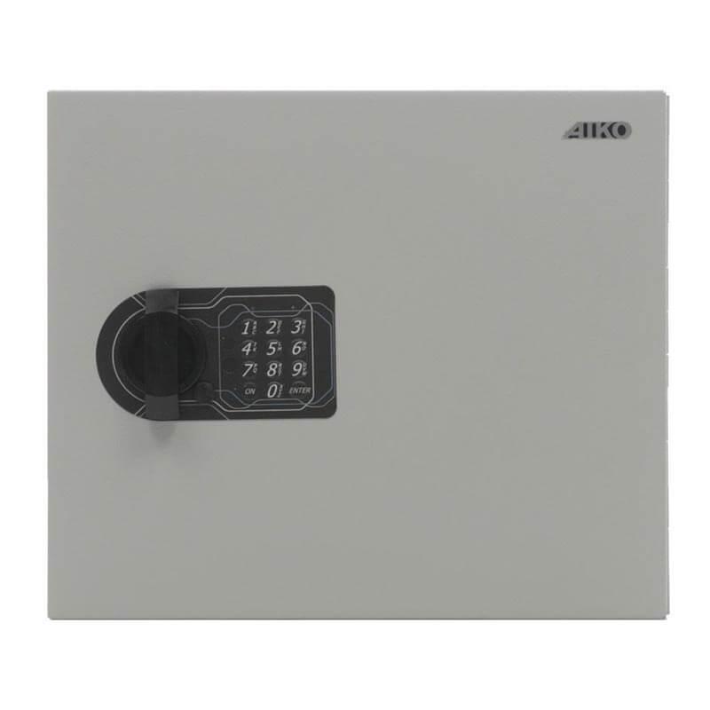 Шкаф для ключей металлический KEY-35 EL