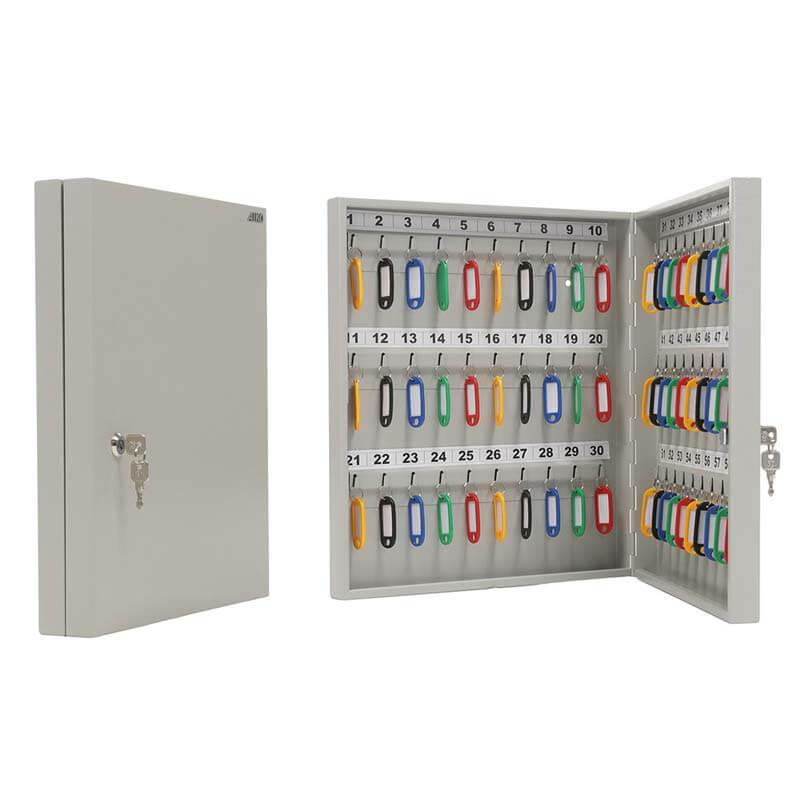 Шкаф для ключей металлический KEY-60 фото