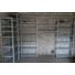 Стеллаж металлический для гаража MS Standart 2000х1000х500 4 полки