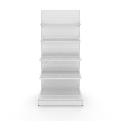 Стеллаж торговый пристенный  2250х1000х500 5 уровней хранения