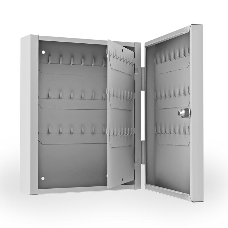 Шкаф для ключей металлический K-96 фото