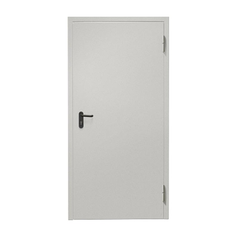 Металлическая техническая дверь ДТ1 фото