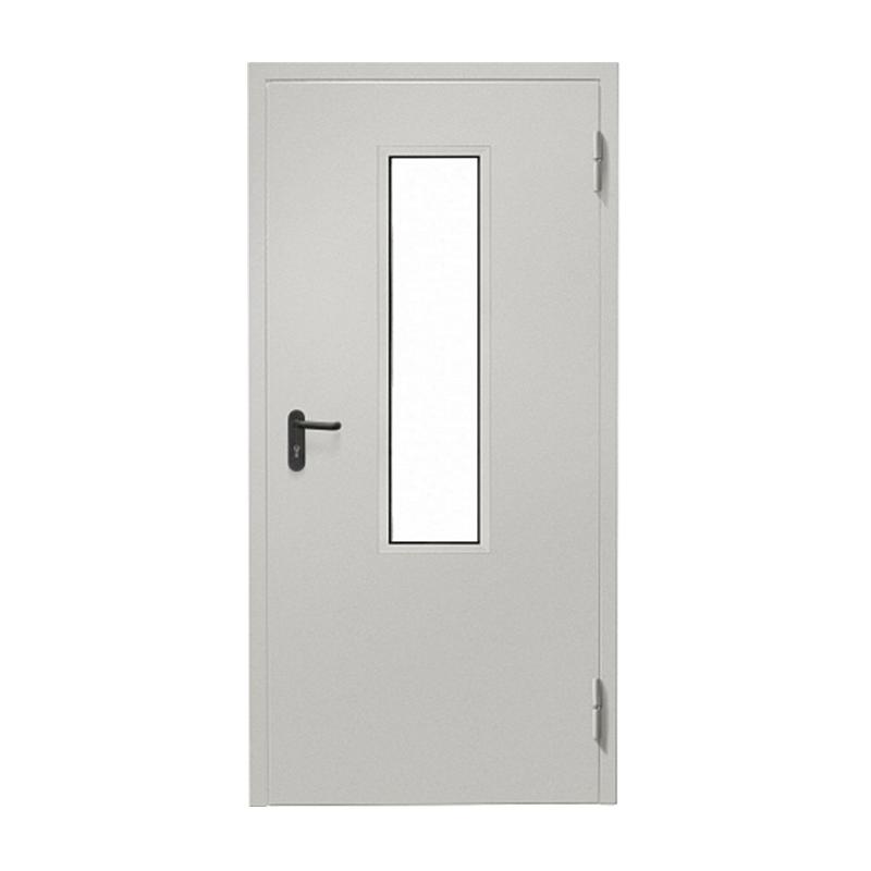Металлическая техническая дверь ДТС1 фото