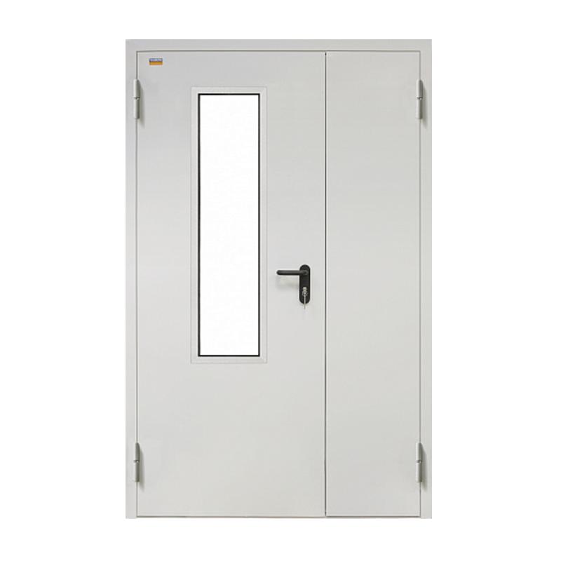 Металлическая техническая дверь ДТС2 фото
