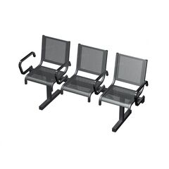 Секция из 3-х стульев СП1.113