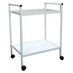 Стол манипуляционный Э-041-СПЭ металл/стекло
