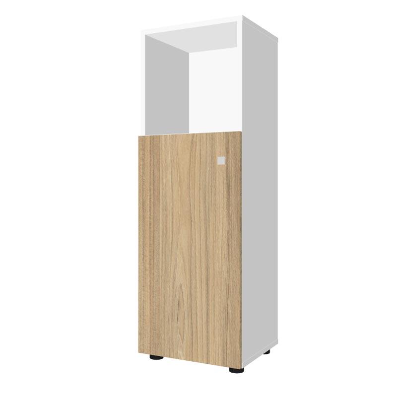 Шкаф со стеклом низкий R-43+R-7.1