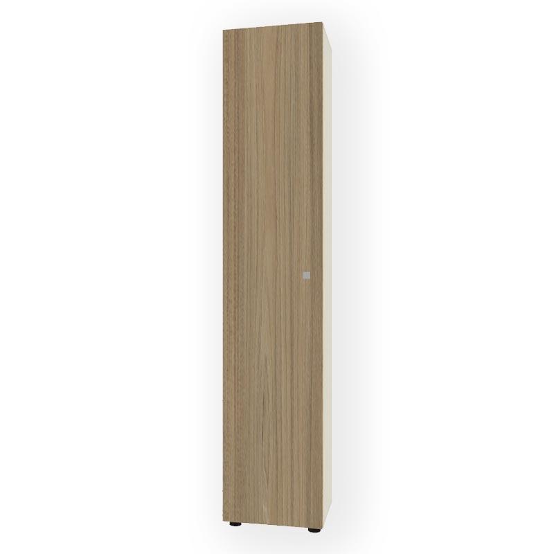 Шкаф комбинированный узкий  R-45+R-9.1 фото