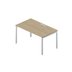 Стол с люком на металлокаркасе Rio Project RM-4.1+F-20