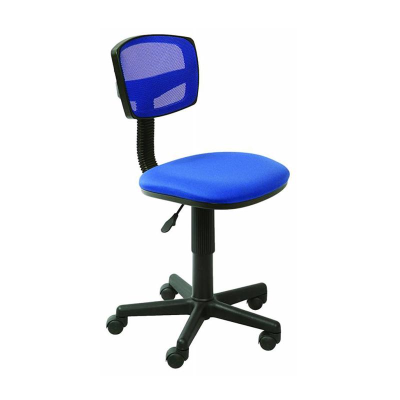 Детское кресло Бюрократ CH-299 синий  фото