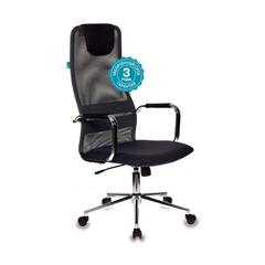 Кресло для руководителя Бюрократ KB-9-BLACK