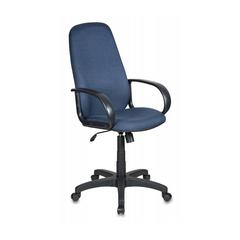 Кресло для руководителя Бюрократ CH-808AXSN-Bl-BLUE