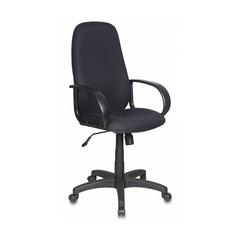 Кресло для руководителя Бюрократ CH-808AXSN-BLACK