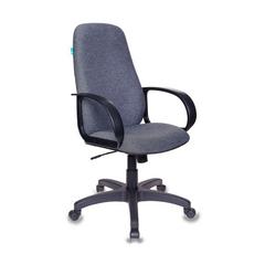 Кресло для руководителя Бюрократ CH-808AXSN-G