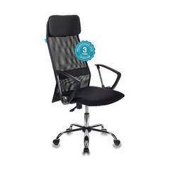 Кресло для руководителя Бюрократ KB-6SL-B-TW-11