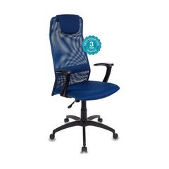 Кресло для руководителя Бюрократ KB-8-DB-TW-10N