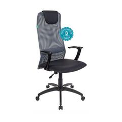 Кресло для руководителя Бюрократ KB-8-DG-TW-12