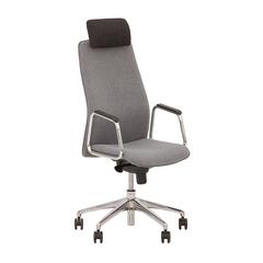 Кресло для руководителя SOLO R HR steel ES AL70