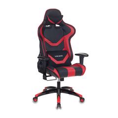 Игровое кресло Бюрократ CH-772N черный/красный
