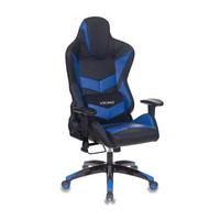 Игровое кресло Бюрократ CH-773N черный/синий