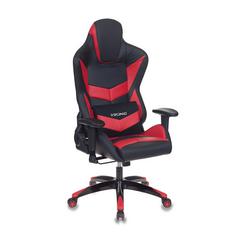 Игровое кресло Бюрократ CH-773N черный/красный