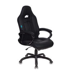 Игровое кресло Бюрократ CH-827 черный