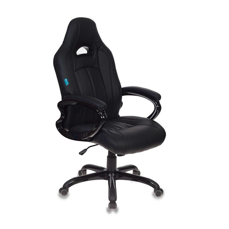 Кресло игровое Бюрократ CH-827 черный