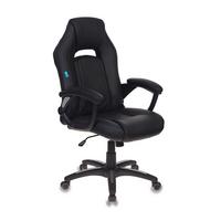 Игровое кресло Бюрократ CH-829 черный