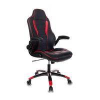 Игровое кресло Бюрократ VIKING-2 черный/красный