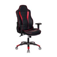 Игровое кресло Бюрократ VIKING-3 черный/красный
