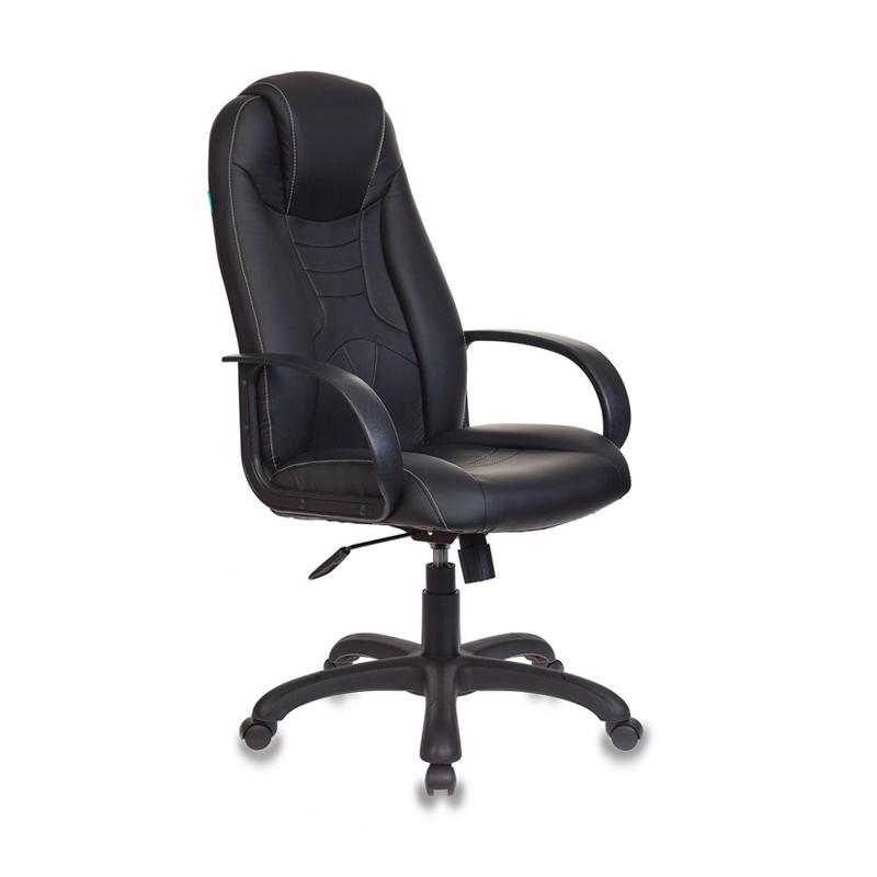 Кресло игровое Бюрократ VIKING-8 черный