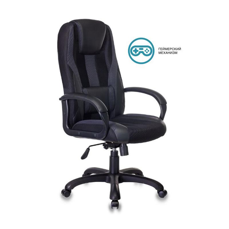 Кресло игровое Бюрократ VIKING-9 черный