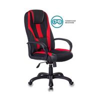 Игровое кресло Бюрократ VIKING-9 черный/красный