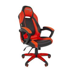 Игровое кресло GAME 20 черный/красный