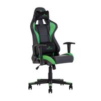 Игровое кресло HEXTER ML черный/зеленый