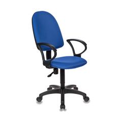 Кресло офисное Бюрократ CH-1300-BLUE