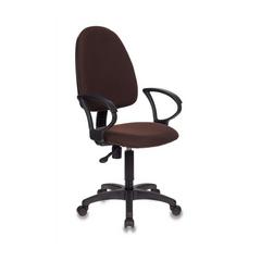 Кресло офисное Бюрократ CH-1300-BROWN