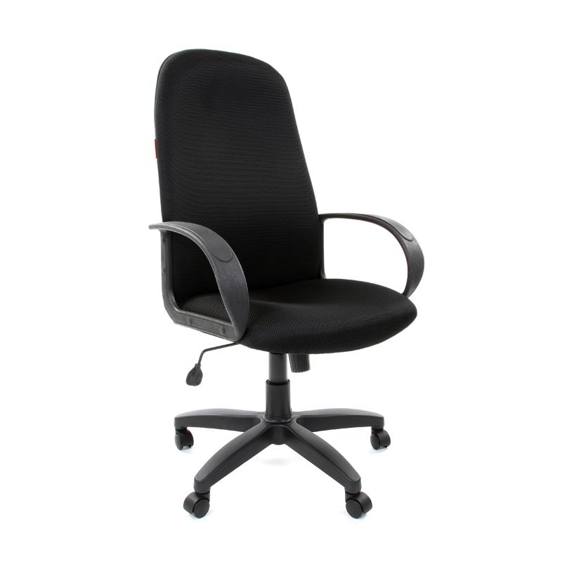 Кресло руководителя CHAIRMAN 279-BLACK фото