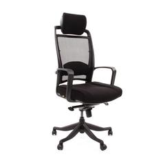 Кресло для руководителя 283 BLACK